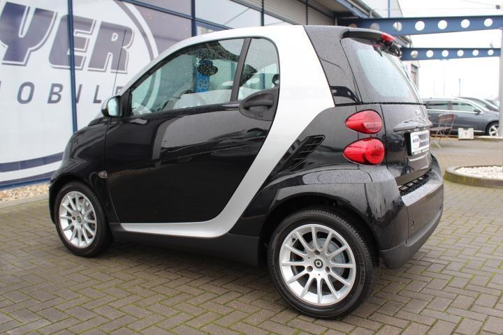 smart forTwo Coupe 1.0 mhd Klima/Pano/Alu