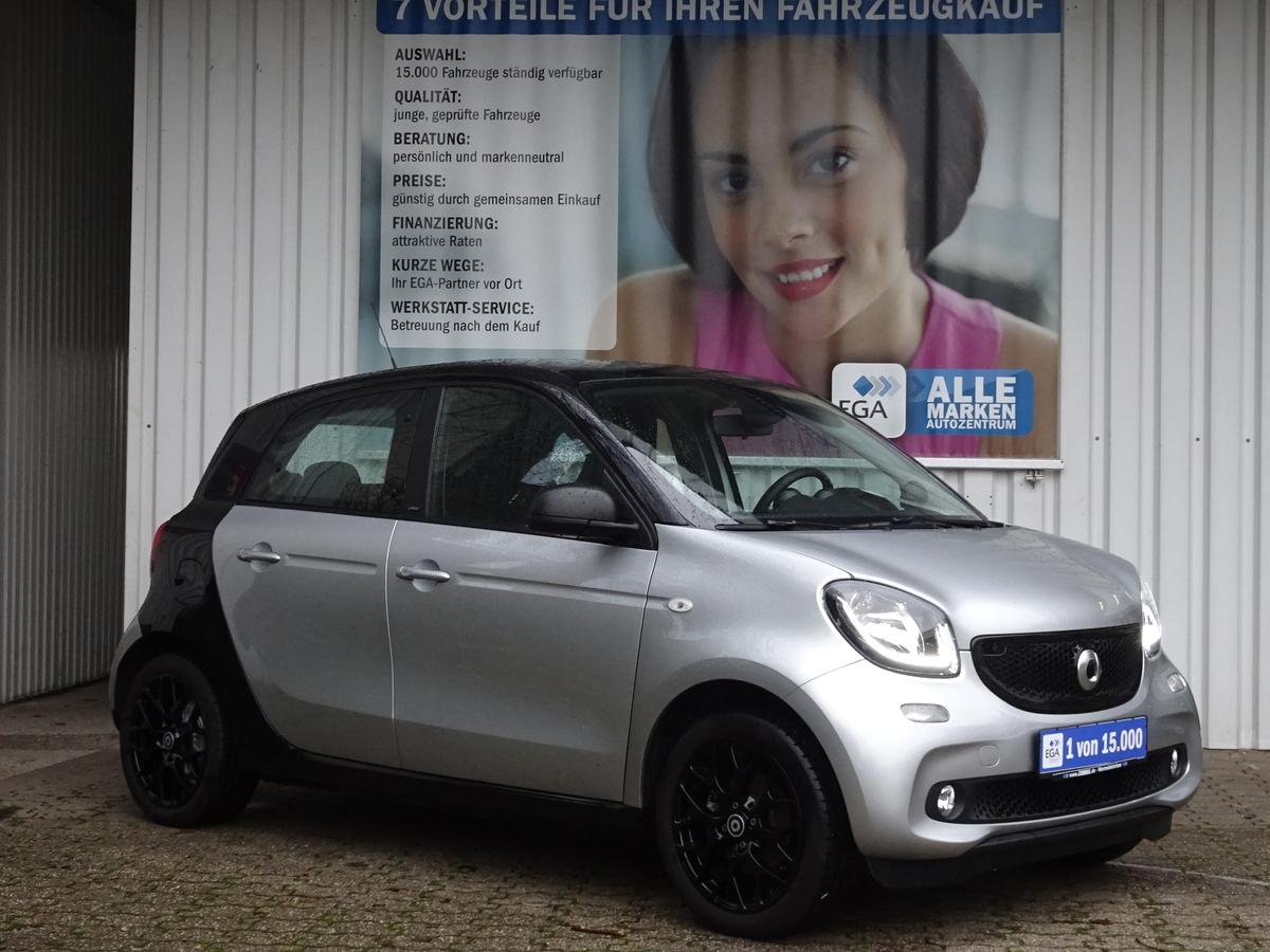 Smart ForFour twinamic*passion*NAVI*SLEEKSTYLE*SHZG*COOL*MEDIA*CAM