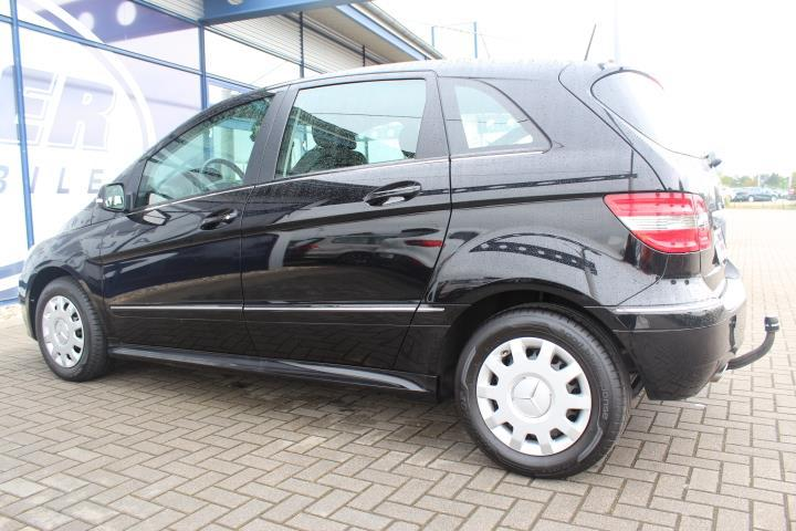 Mercedes-Benz B 160 BlueEfficiency AHK/Navi/SHZ/BC