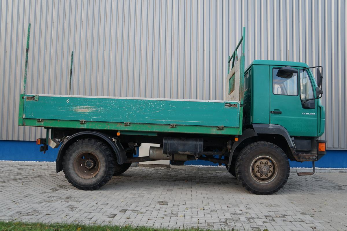 MAN LE 10.220 4x4 Allrad Sperre Top 10.224 8.220 8.224